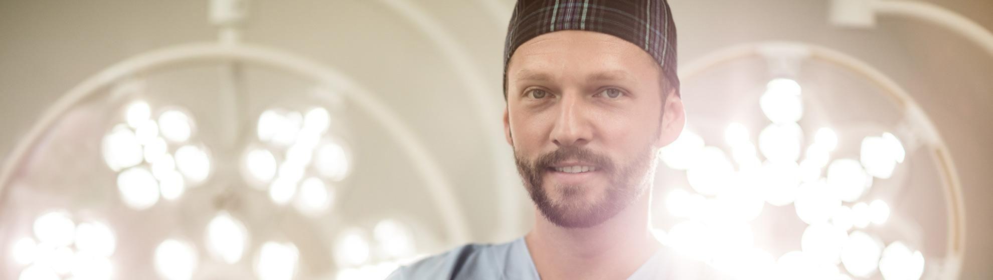MUDr. Juraj Payer Ph.D., FEBOPRAS