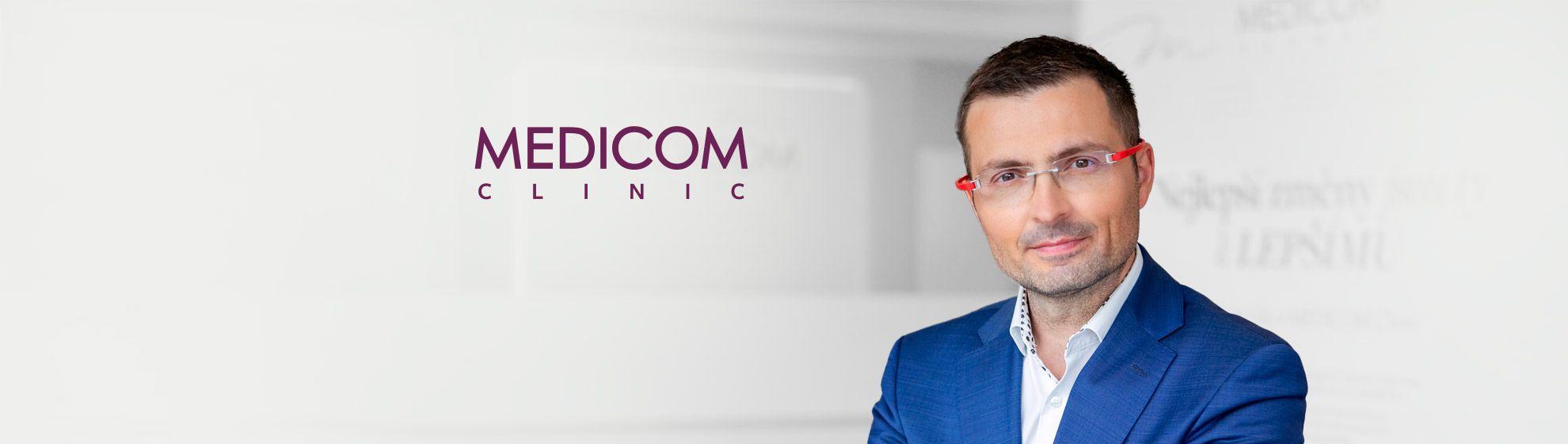 Prim. MUDr. Petr Pachman - MEDICOM Clinic