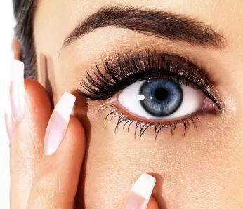 Augenliderstraffung ohne Operation