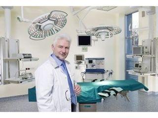 Właściciel dr Marek Szczyt
