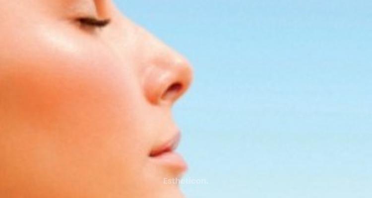Effekt der Nasenkorrektur