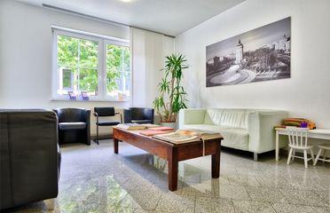 Mannheimer Klinik Wartezimmer