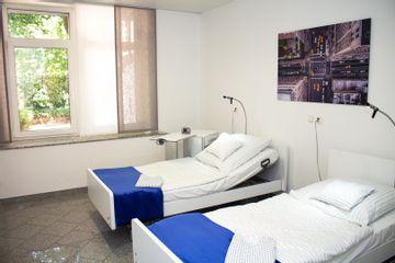 Mannheimer Klinik Patientenzimmer 01