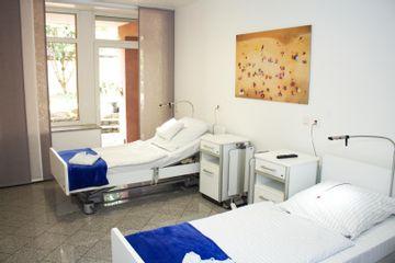 Mannheimer Klinik Patientenzimmer 02