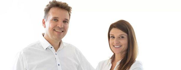 Dr. Doebler und Fachaerztin Gordana Kozina 2 1500x586