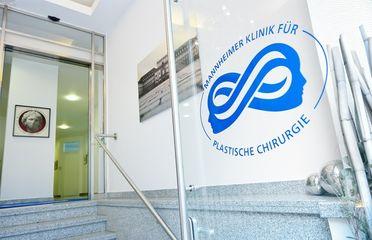 Mannheimer Klinik Eingang