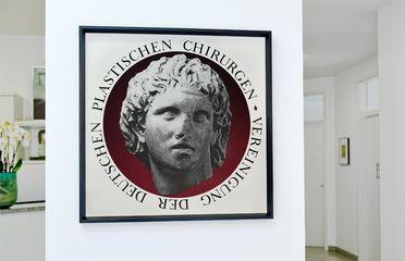 Mannheimer Klinik Schild 2