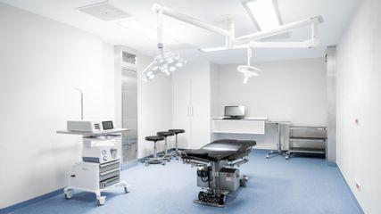 OP Saal Praxis Dr. Eder
