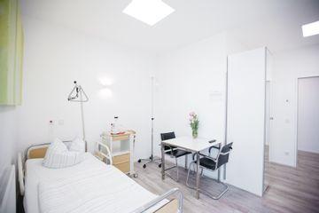 Patientenzimmer für einen entspannten Aufenthalt in Nürnberg
