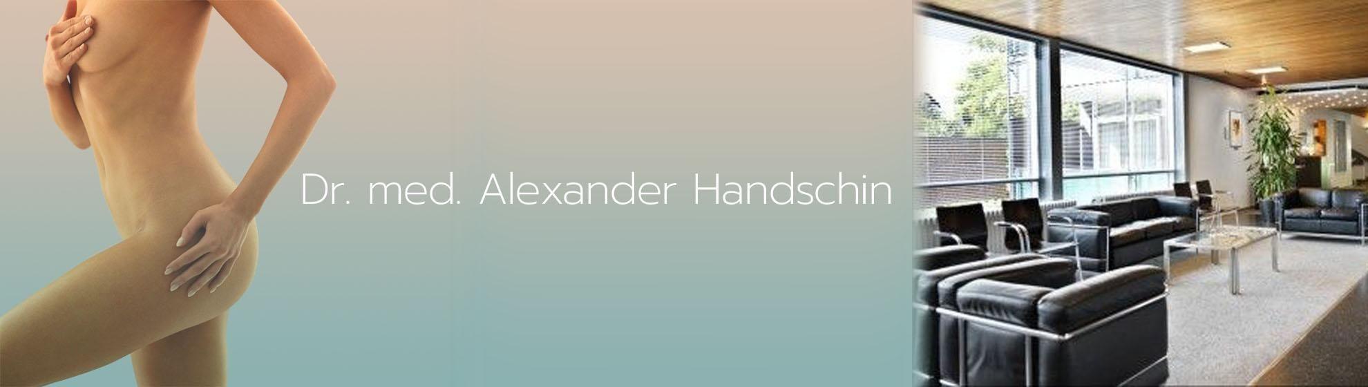 Dr. med. Alexander Handschin