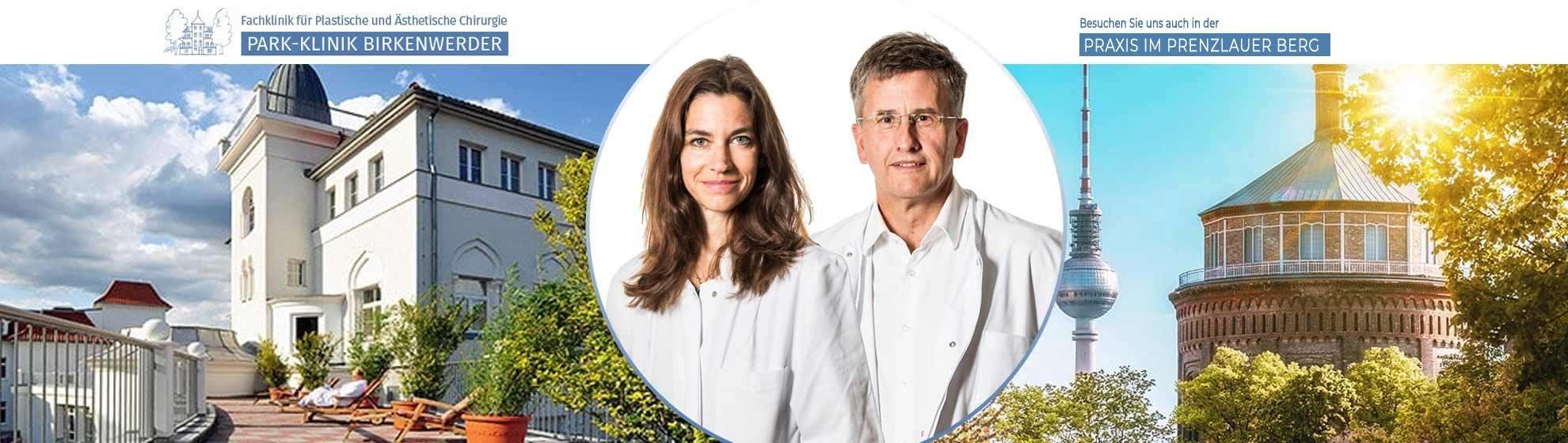 Dr. med. Klaus Ueberreiter und Dr. med. Ursula Tanzella