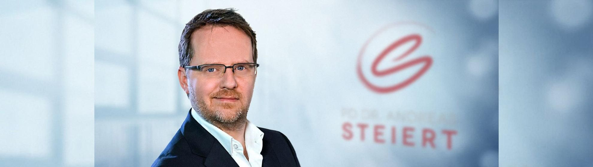 Privatdozent Dr. med. Andreas E. Steiert
