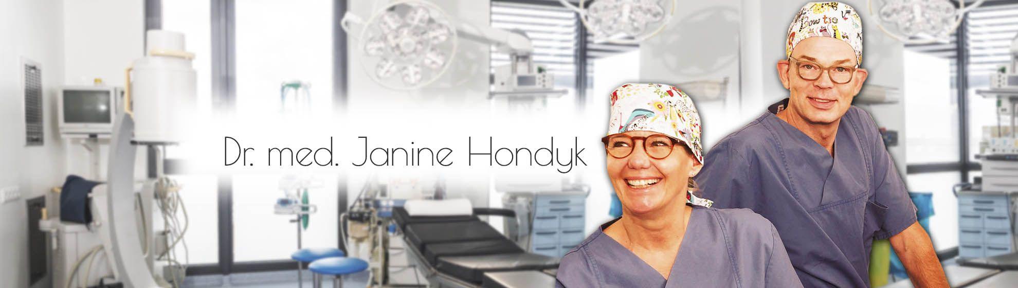 Dr. med. Janine Hondyk