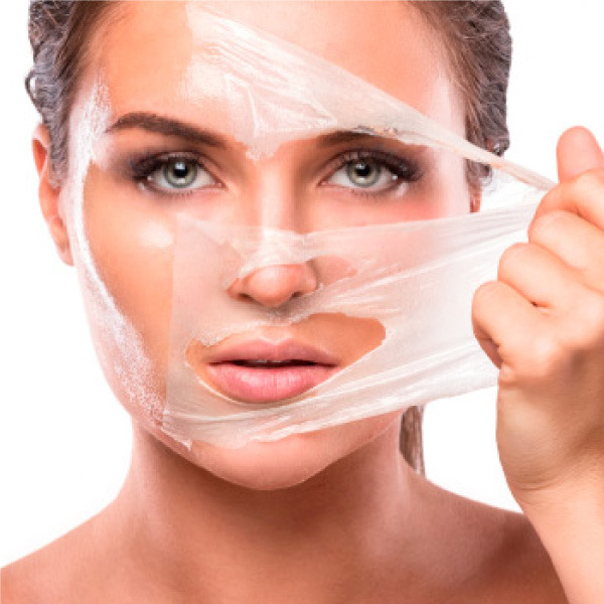 Unabhängig von der Art des Peelings sollte die Haut darauf vorbereitet werden