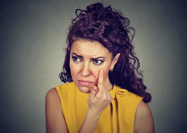 Es gibt viele Ursachen für Schlupflider