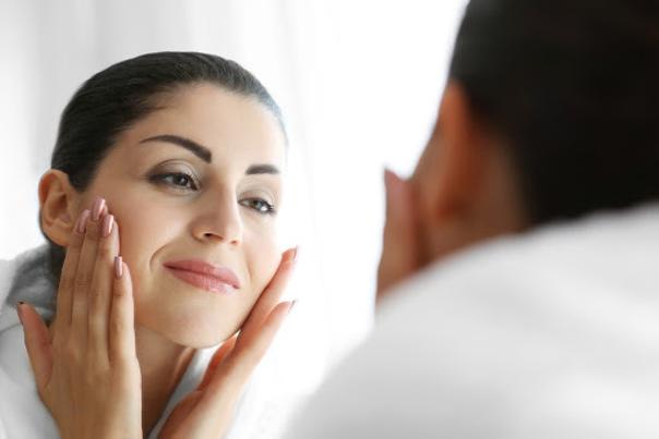 Effekte der Gesichtsimplantate