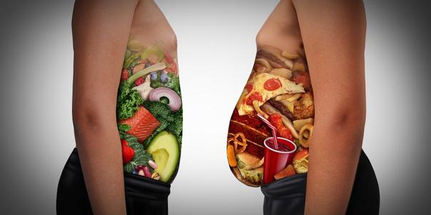 Ohne Ernährungsumstellung wird das Gewicht nicht nachhaltig reduziert werden