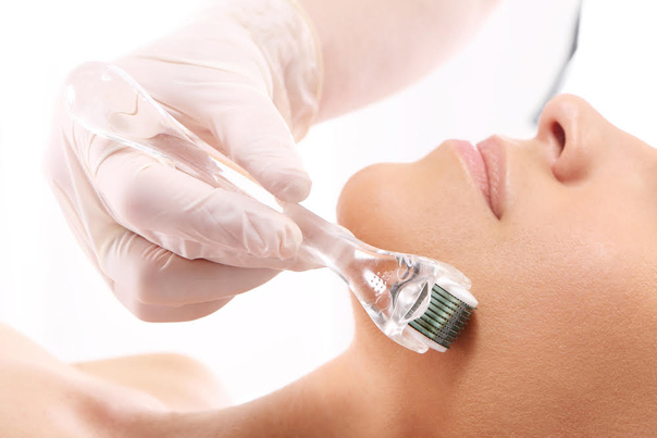 Experten raten von der Methode des Hautrollers ab