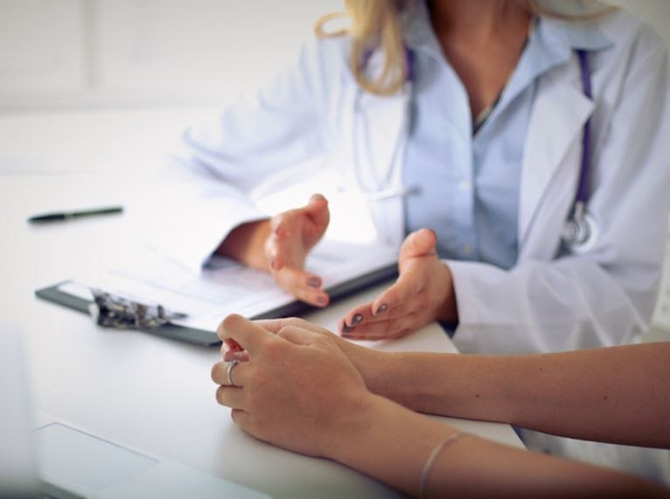 Wählen Sie einen Arzt, dem Sie vertrauen