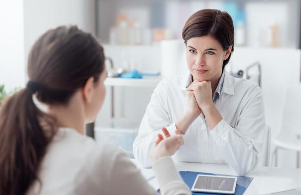 Suchen Sie sich einen erfahrenen Arzt, dem Sie vertrauen