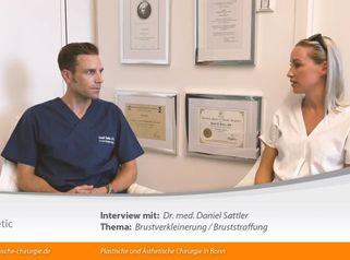 Bruststraffung und Brustverkleinerung in der Beta Klinik in Bonn