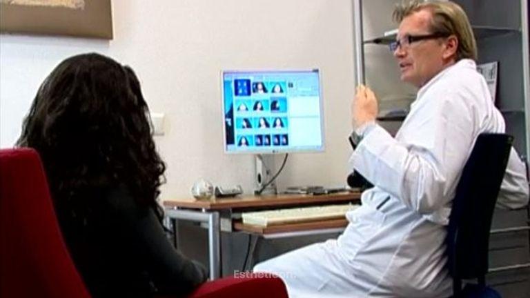Nasekorrektur - Patienten-Beratungsgespräch