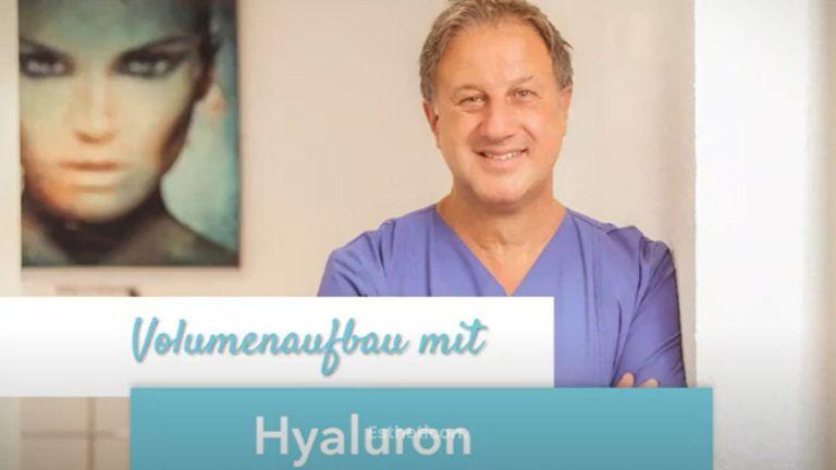 Hyaluron Behandlung gegen Falten - Volumenaufbau und Frische für dein Gesicht