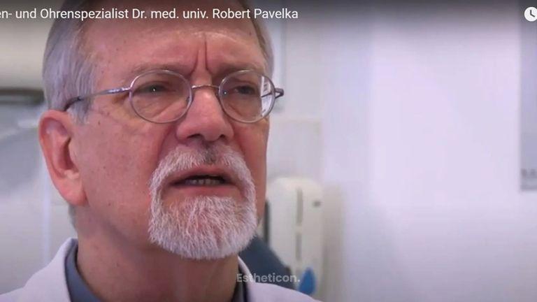 Nasen- und Ohrenspezialist Dr. med. univ. Robert Pavelka