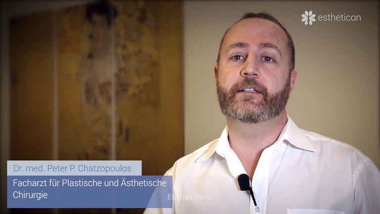 Eignet sich die Fetttransplantation zur Gesichtsverjüngung? - Dr. med. Peter Panajiotis Chatzopoulos