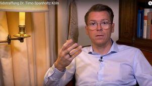 Einführung in die Unterlidstraffung - Dr. med. Timo Spanholtz