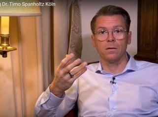 Unterlidstraffung Dr. Timo Spanholtz Köln