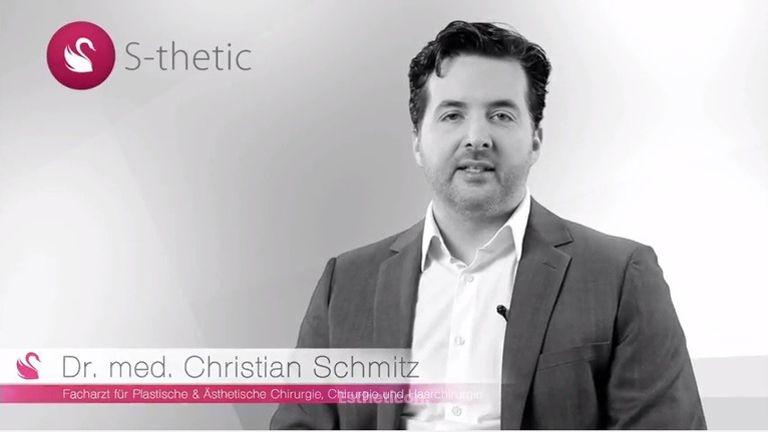 Dr. med. Christian Schmitz, Spezialist für Haartransplantationen, stellt sich vor