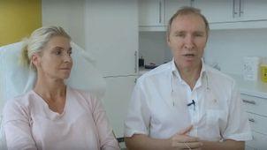 Schöne Lippen ohne Schmerzen - Prof. Dr. med. Frank-Werner Peter