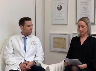 Lidkorrektur in der Beta Klinik Bonn