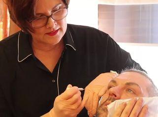 Filler und Botox bei jungen Männern