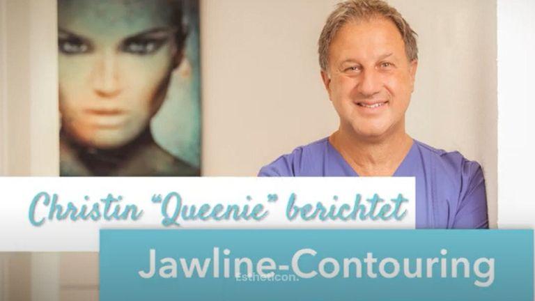 Jawline - Behandlung - Hängebäckchen straffen & Kinnlinie unterspritzen