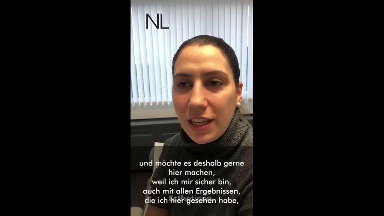Lippenvergrößerung mit Hyaluronsäure - Erfahrung von Giuliana