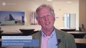 Welche Möglichkeiten der Unterlidstraffung gibt es? - Dr. med. Joachim Graf von Finckenstein