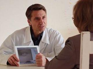Dr. Edouard Manassa in der Klinik am Rhein