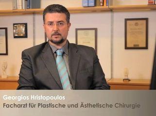 Brustvergrößerung bei Herrn Dr. Hristopoulos