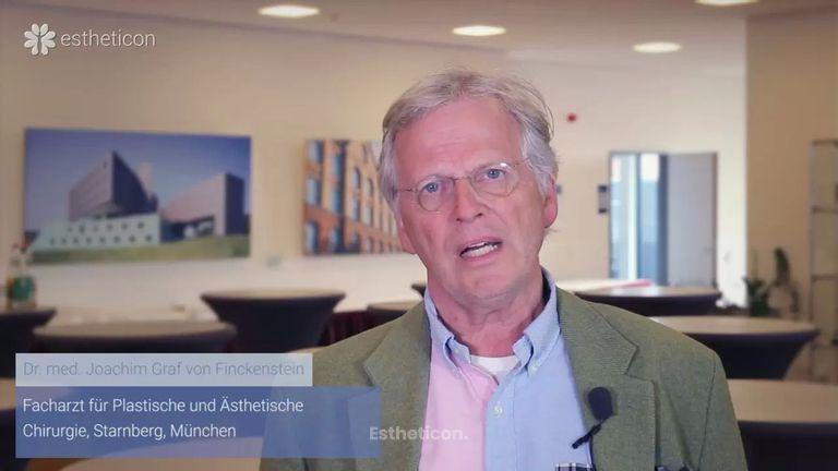 Was Sie über die Behandlung von Schlupflidern wissen sollten - Dr. med. Joachim Graf von Finckenstein