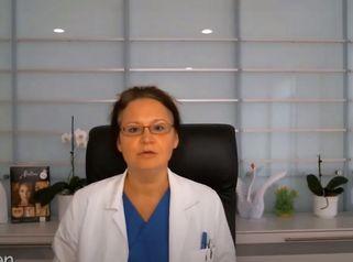 Zornesfalte mit Hyaluron - warum es so gefährlich ist ? Einfach erklärt von Dr.med. Natalie Wiesen