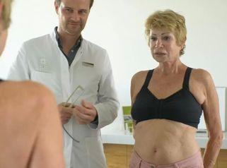 Bruststraffung ohne OP durch Radiofrequenz
