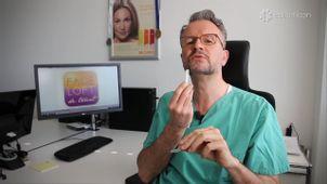Ab welchem Alter kann Kinn modelliert werden? Welche Methoden gibt es eigentlich heutzutage? Kommt öfter Botox oder Hyaluronsäure zum Einsatz oder ist ein Implantat zu empfehlen? Finden Sie die richtigen Antworten auf Ihre Fragen im Video von Herrn Dr. Twent.
