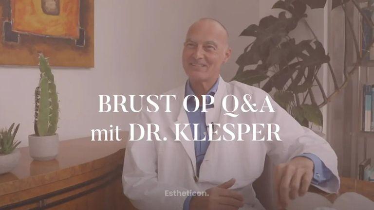 Brustvergrößerung Hamburg mit Dr. Klesper