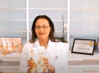 Buch Anti Aging : Beauty Doc packt aus ! Anti Aging zuhause, Anti Aging Ernährung.
