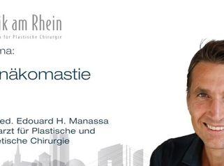 Infos zu Gynäkomastie von Dr. Manassa in Düsseldorf