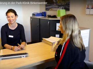 Operationsaufklärung in der Park-Klinik Birkenwerder