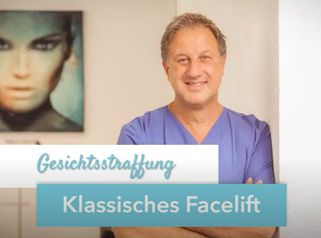 Klassisches Facelift | Moderne Gesichtsstraffung